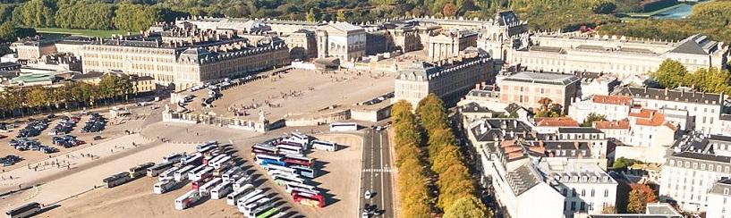 Car Parks Palace of Versailles